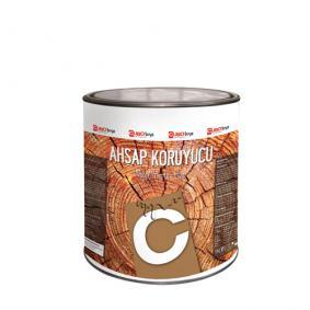 Cubo Dekor Ahşap Koruyucu Şeffaf 2,5 Lt