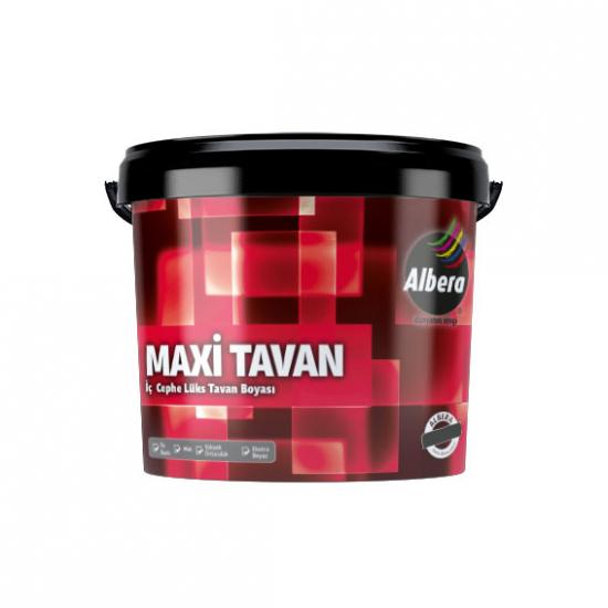 Albera Maxı Tavan Boyası - 17,5 Kg