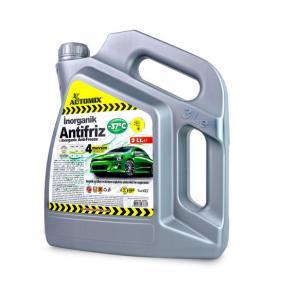 Automix Yeşil Antifriz -37° İnorganik 3 Lt