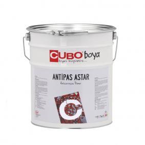Cubo Antipas Boya Beyaz 0,75 Lt