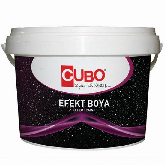 Cubo Efekt Boya Altın Varak 0,75 Lt