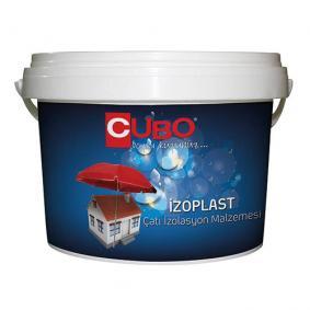 Cubo İzoplast Çatı İzolasyon Malzemesi 3 Kg