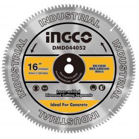 Ingco 405mm Elmas Disk Beton İçin